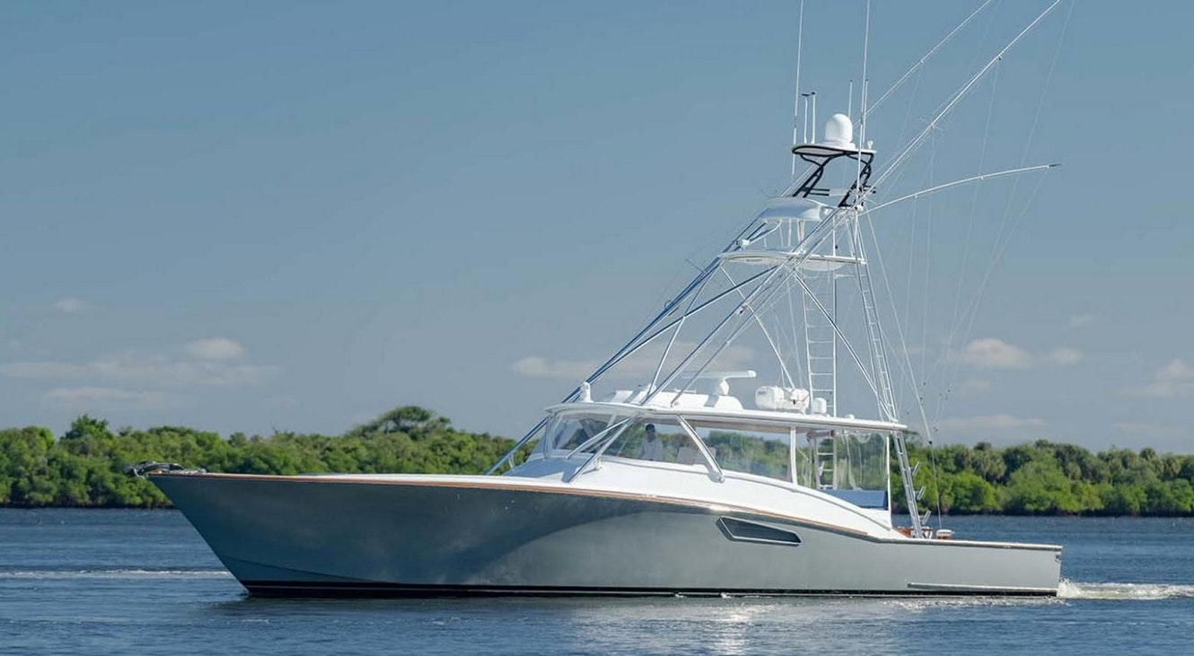 photo of EURYBIA Jim Smith 60 Express Sportfish Just Listed With United