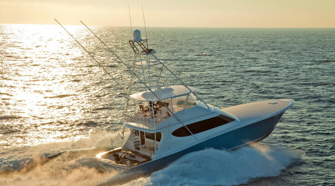photo of Hatteras Yachts Will Feature 6 Stunning Models At The Fort Lauderdale Boat Show