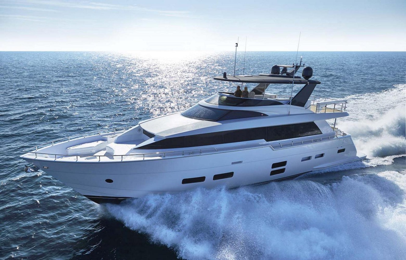 photo of Hatteras Yachts Coming To The Miami Yacht Show