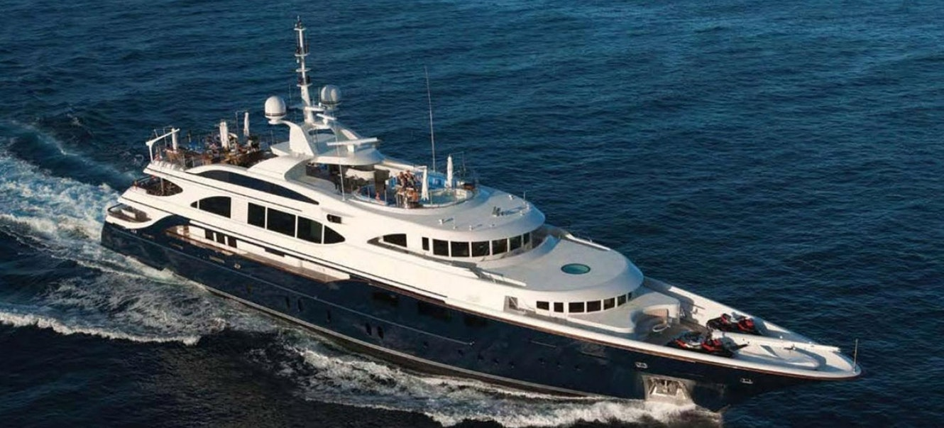 photo of OSHO - Benetti 197' Motor Yacht Sold By United Yacht Sales