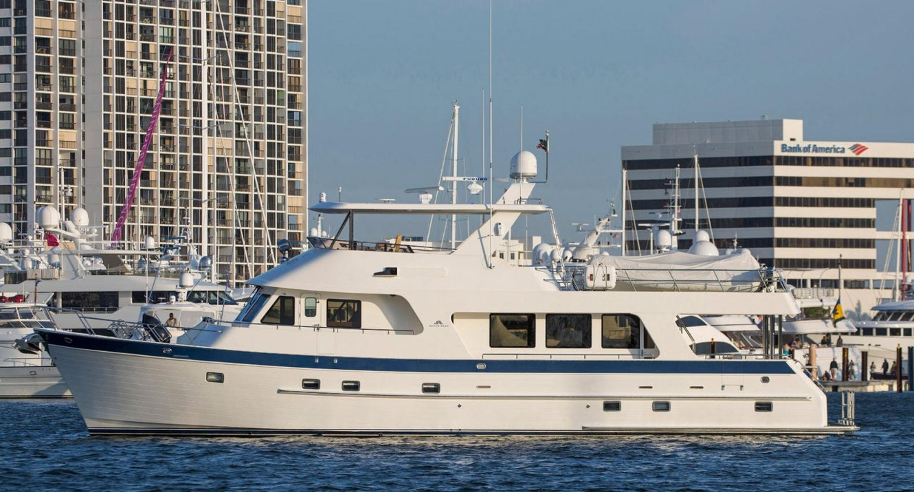 photo of Outer Reef Yachts 700 - August Moon - Sold By United