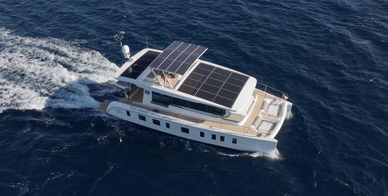photo of You're Chance To Sea Trial Or Charter A Silent Yacht