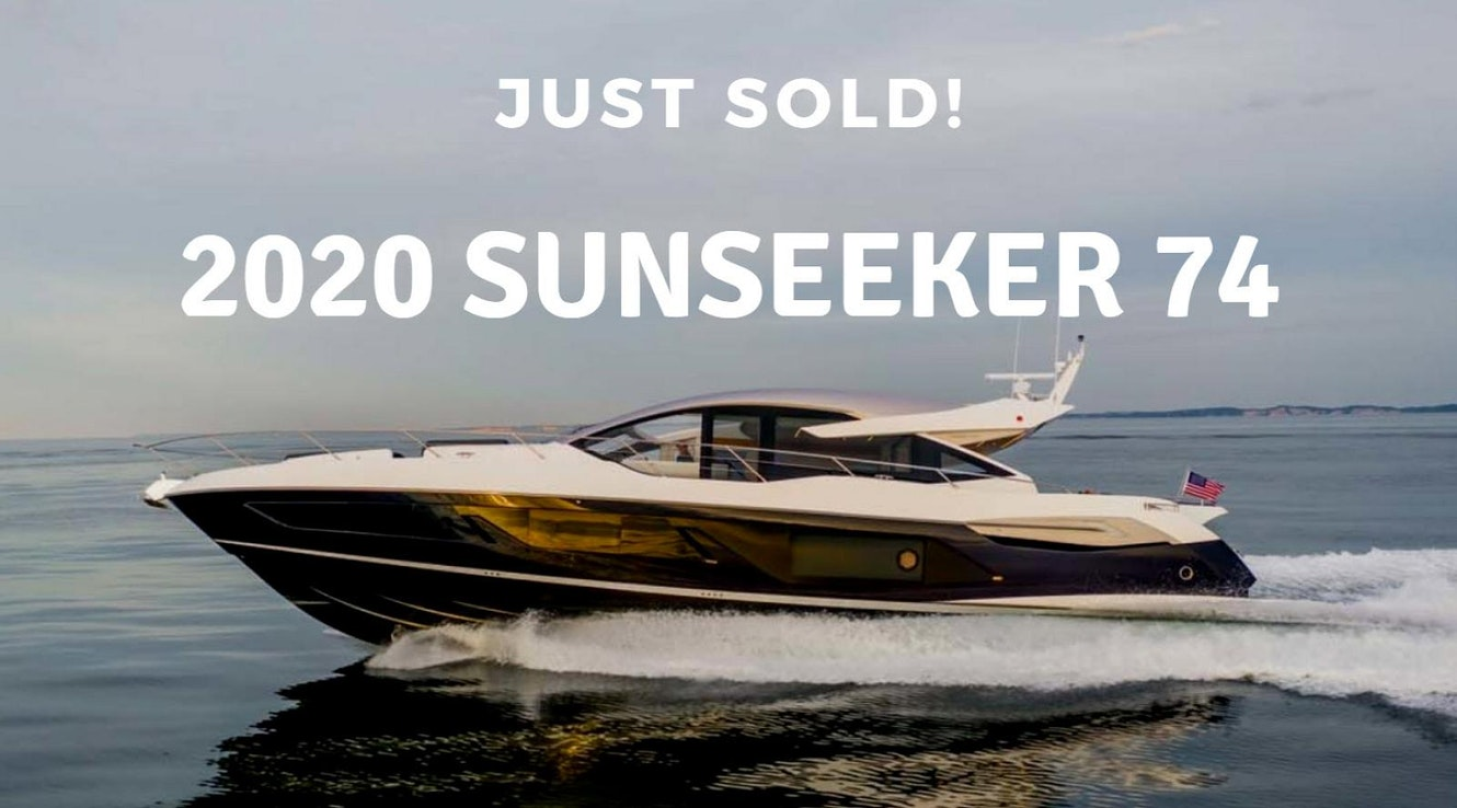 photo of Sunseeker 74 Predator Sold By United Yacht Sales