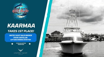 photo of United Clients Team KAARMAA Win The Beach Haven White Marlin Invitational