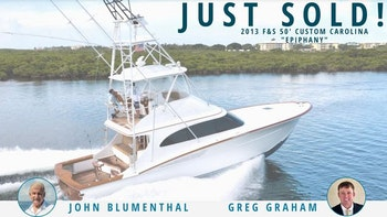 photo of F&S 50 Custom Sportfish Sold By United Yacht Sales
