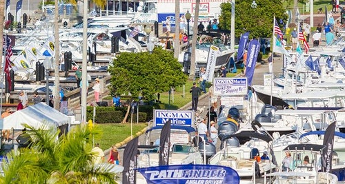 photo of Fort Myers Boat Show With United Yacht Sales