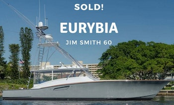 photo of Jim Smith 60 Express Sportfish EURYBIA Sold By United Yacht Sales Broker John Blumenthal