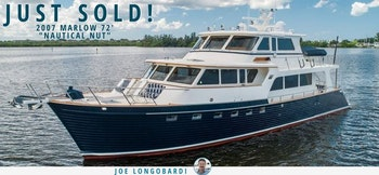 photo of Marlow 72 Explorer NAUTICAL NUT Sold By United Yacht Sales