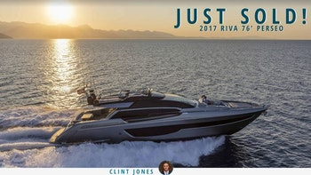 photo of Riva 76 Perseo BEYOND Sold By United Yacht Sales
