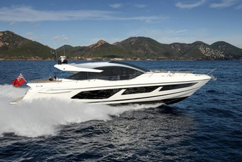 photo of Sunseeker Predator 74, Strategic Dreams Luxury Yacht Charter