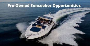 photo of 3 Sunseeker Yachts For Sale Recently Listed With United
