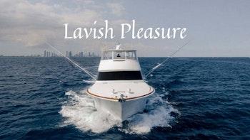 photo of Viking 64 Convertible Lavish Pleasure Listed With United Yacht Sales
