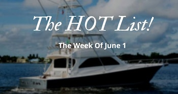 photo of The Hot List - Week Of June 1st