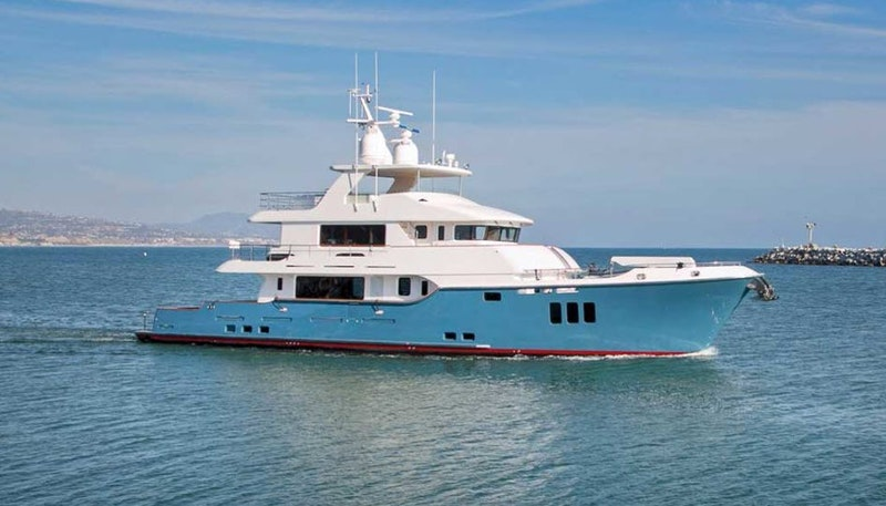 nordhavn yachts for sale