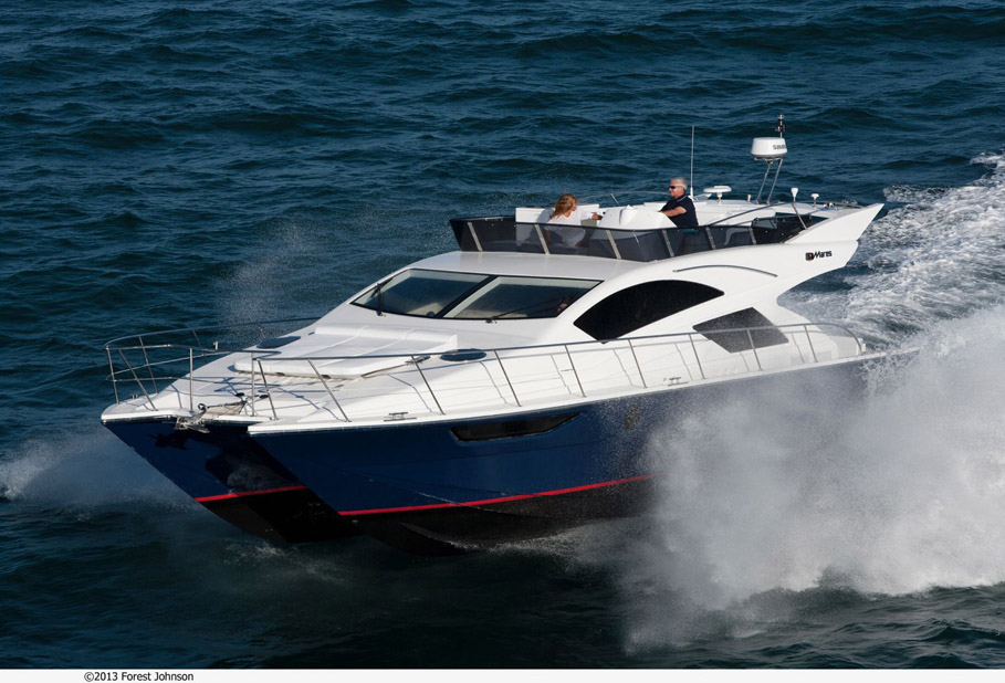 photo of Mares 65 Motor Yacht