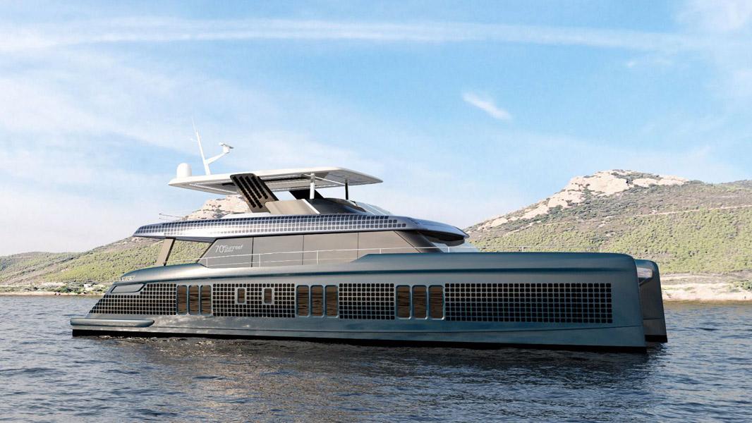 photo of Sunreef 70 Power Catamaran