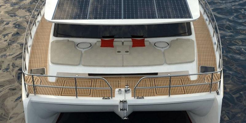 photo of Sunpower Charter 44