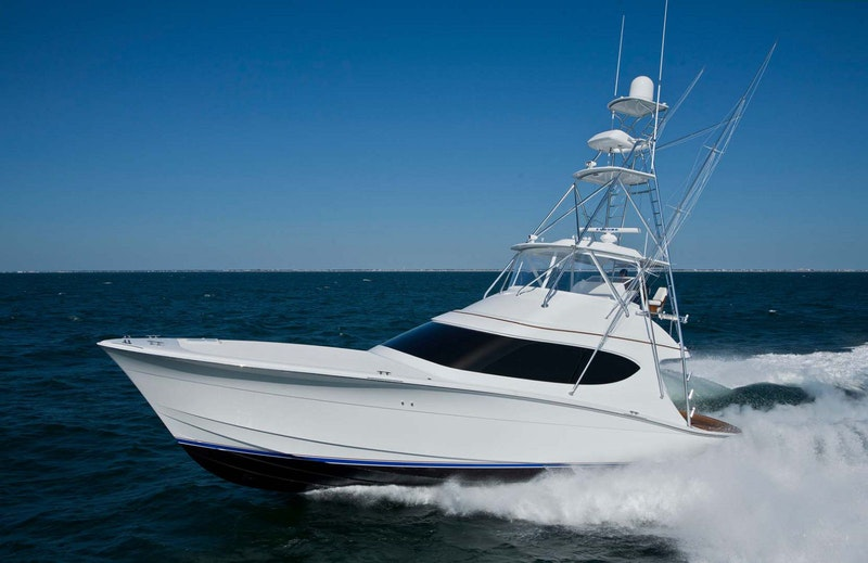 photo of Hatteras Yachts GT54