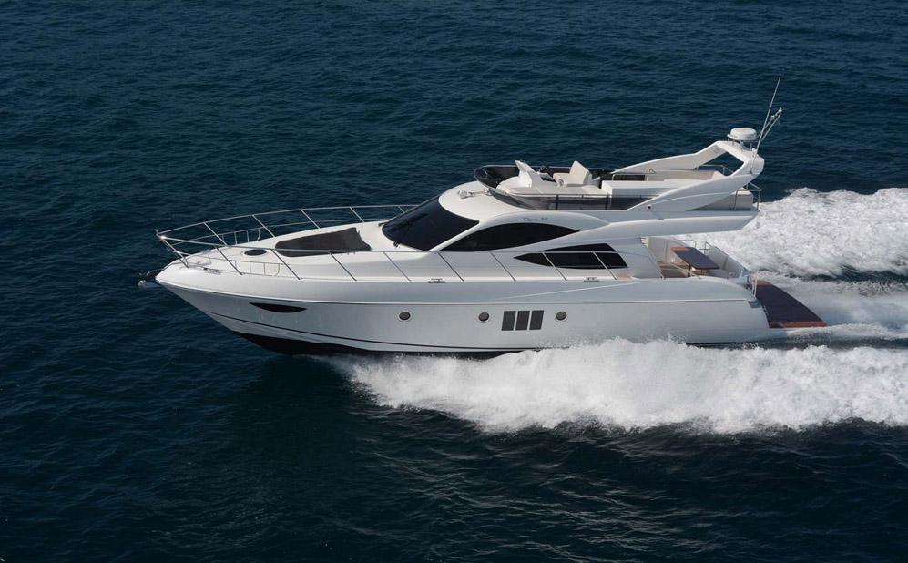 photo of Dyna Yachts 63