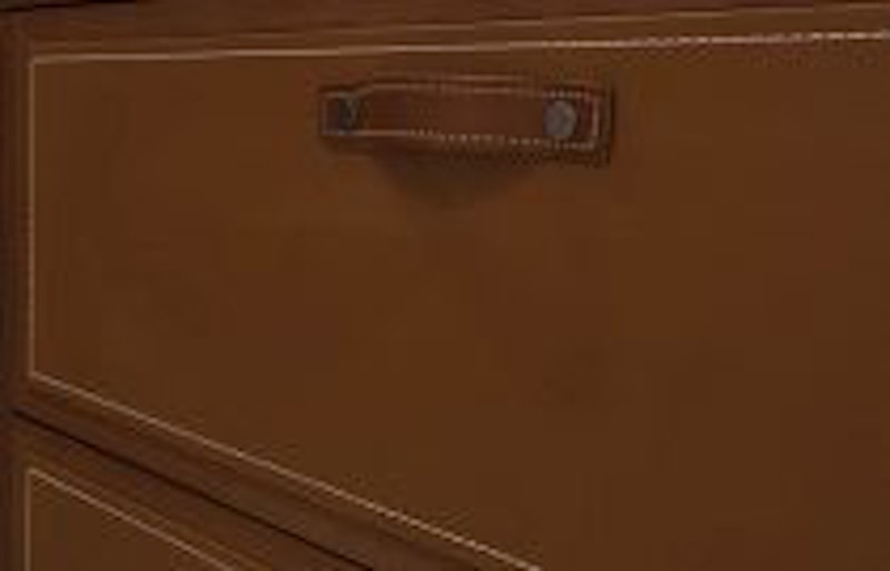 photo of close-up of drawer