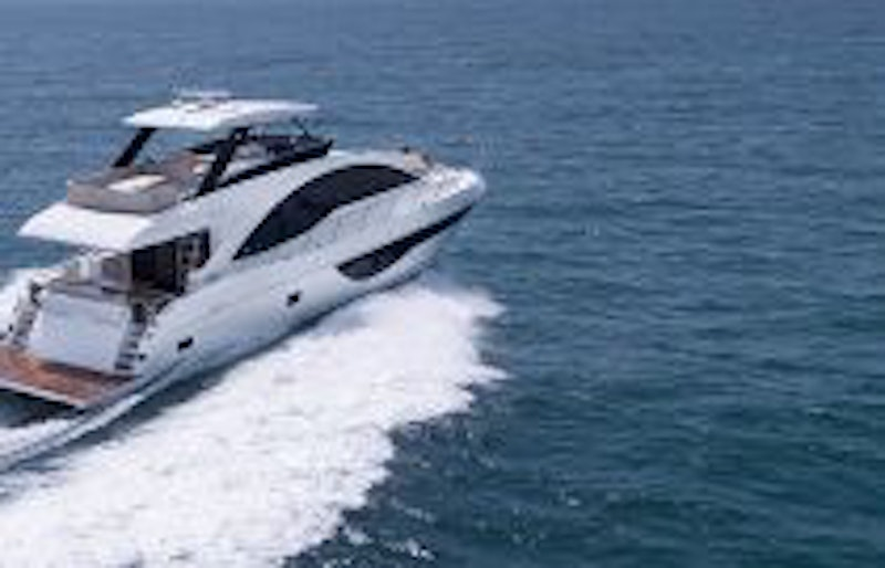 photo of aft starboard view of dyna 63