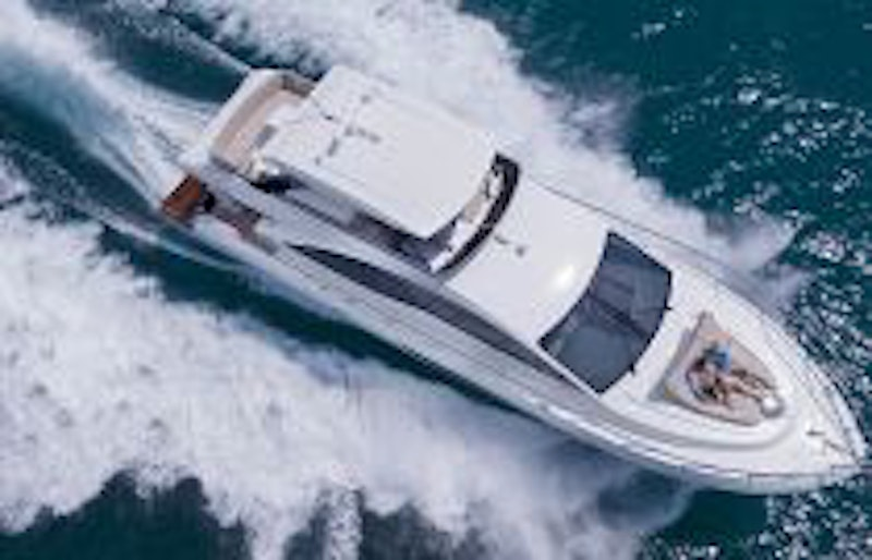 photo of Overhead view of Dyna 63