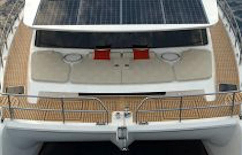 photo of Bow Deck - Sunpower 44 VIP