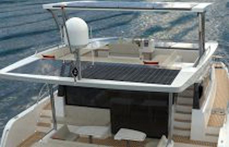 photo of hardtop on sunpower 44 vip