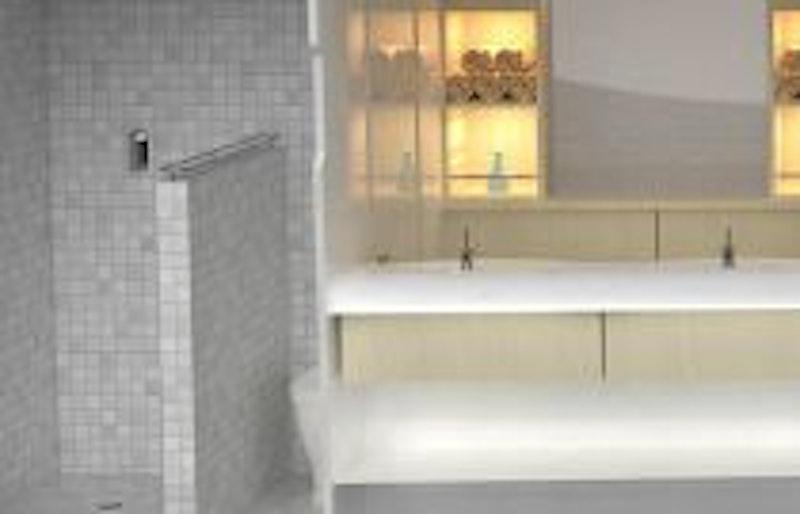 photo of bathroom on sunpower 44 vip