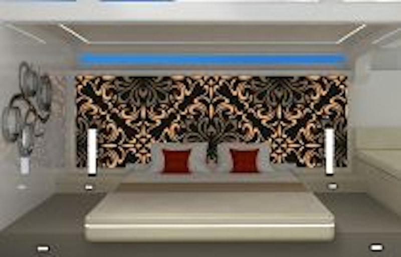 photo of Bedroom on Sunpower 44 VIP