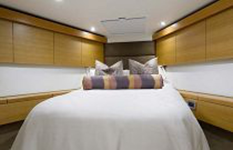 photo of Hatteras GT54 Owners Cabin
