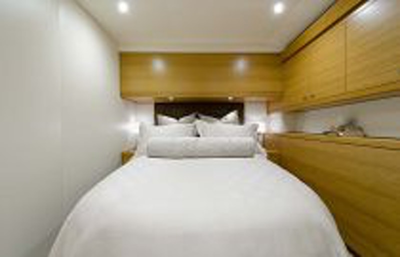 photo of Hatteras GT54 VIP Cabin