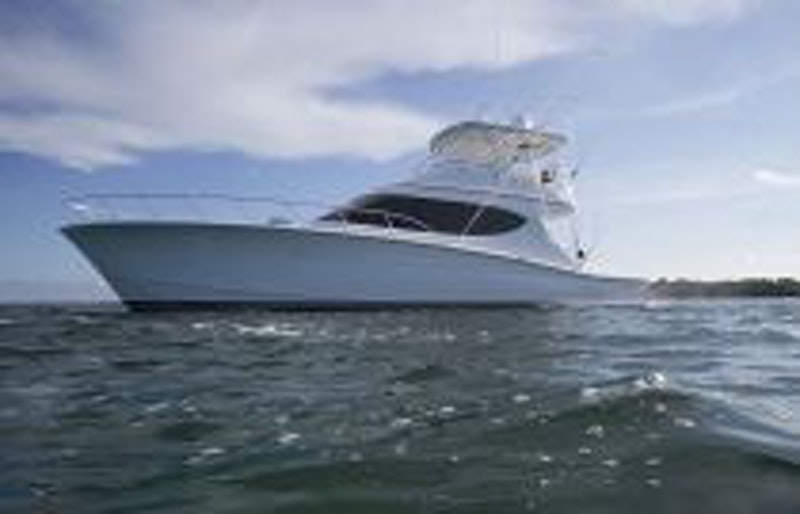 photo of Hatteras GT54 Convertible Sportfish