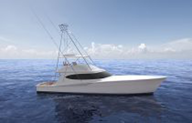 photo of Hatteras GT65 Profile